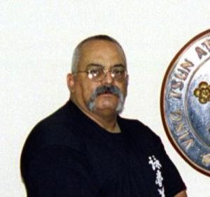 "Alan ""Bak Fu"" Vasquez Sifu and Founder of Orange County Wing Chun Association, OC Wing Chun Since 1979"
