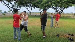 Camreron Ameri of Wing Chun Kali Systems joins Pacific Wing Chun Association